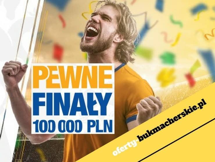 STS PEWNE FINAŁY – do podziału 100 000 PLN !