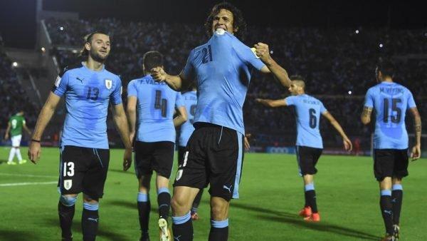 Jak Legalni bukmacherzy w Polsce widzą mecz Urugwaj - Brazylia.