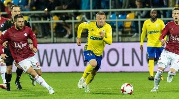 Wisła Kraków vs Arka Gdynia-min