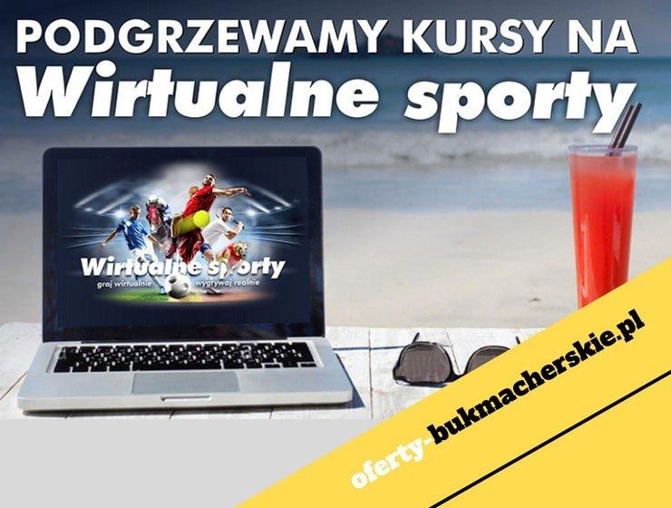 Zakłady Milenium podgrzewają kursy na Wirtualne sporty!