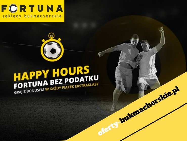Happy Hours powraca u bukmachera – eFortuna