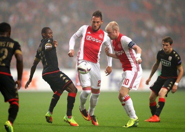 Standard Liege vs Ajax Amsterdam