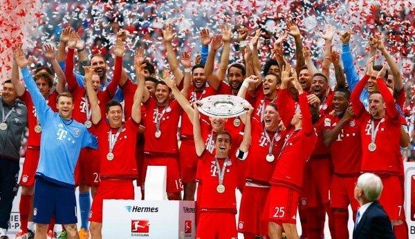 typy piłkarskie na sezon 2018-19 piłkarskiej Bundesligi