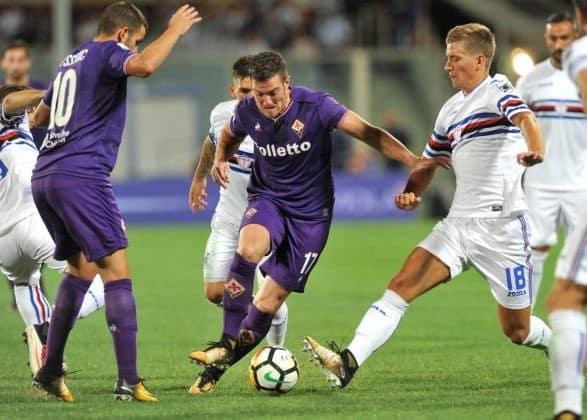 Sampdoria – Fiorentina w Forbet zakładach bukmacherskich
