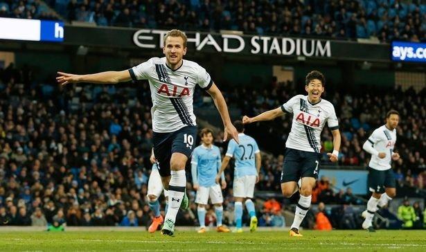 Legalni bukmacherzy online na spotkanie Tottenham – Manchester City