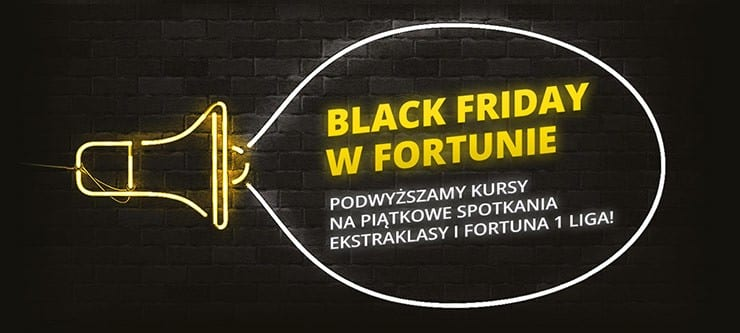 Oferta Black Friday w eFortunie