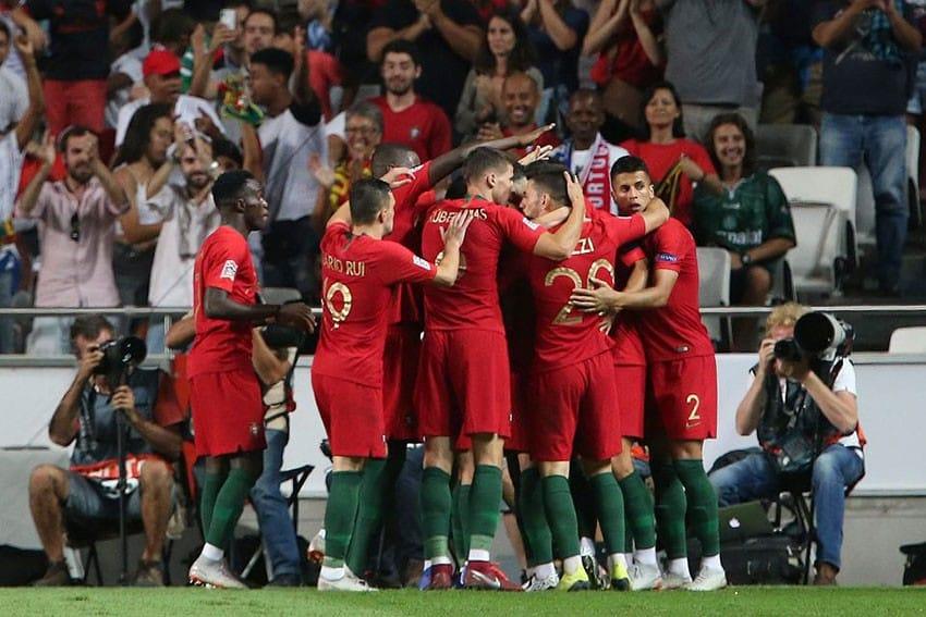 Włochy - Portugalia w Lidze Narodów