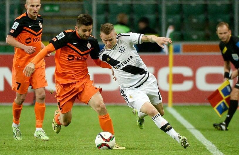 Legalni bukmacherzy w Polsce typują mecz Zagłębie vs Legia