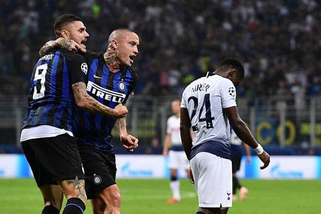 Tottenham vs Inter w Lidze Mistrzów