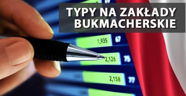 Typy bukmacherskie online