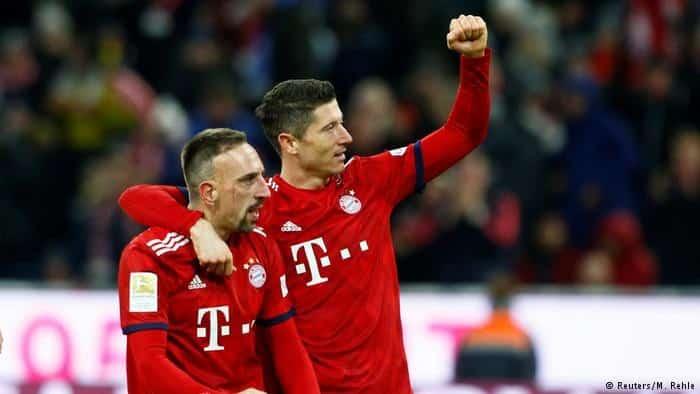 Bayern Monachium w Lidze Mistrzów