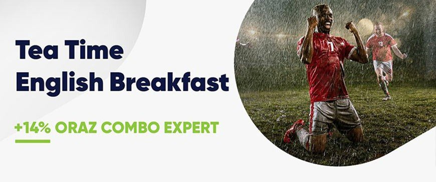 Promocja English Breakfast na Premier League w Forbet