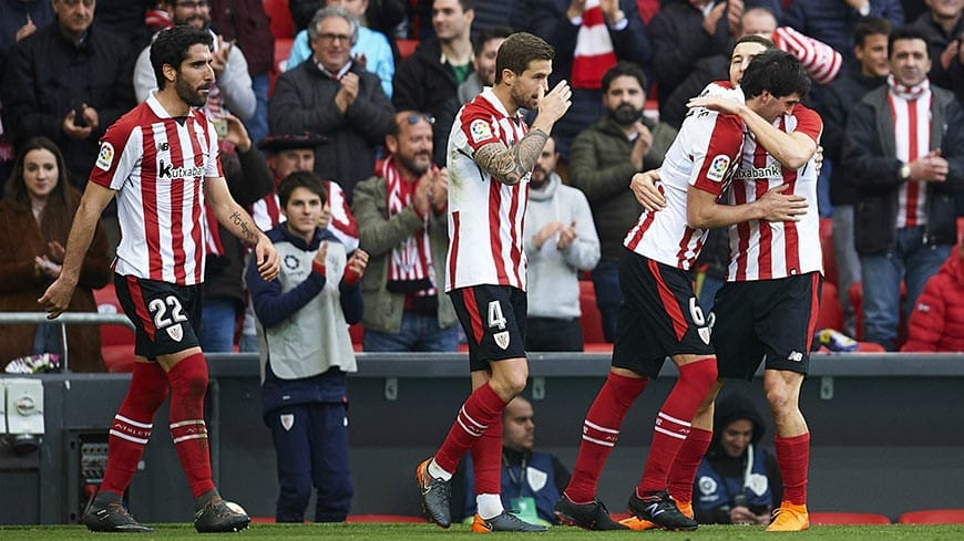Athletic Bilbao w Copa Del Rey