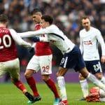Legalni bukmacherzy online na kolejny mecz na mecz Arsenal vs Tottenham