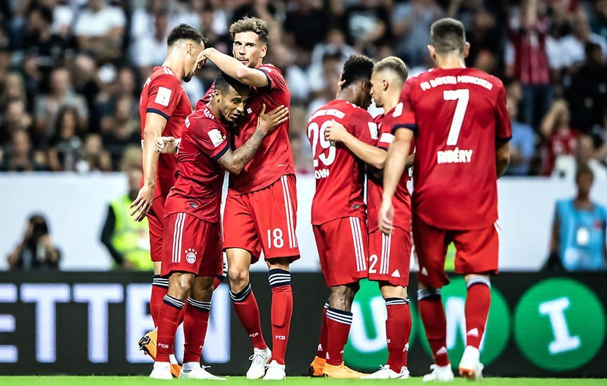 FC-Bayern-Monachium-Bundesliga