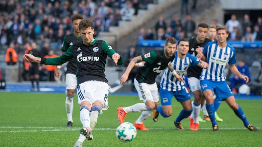 Herta - Schalke