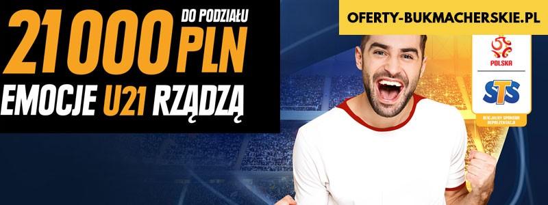W STS do podziału 21000 PLN z okazji ME U21.
